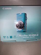 Canon PowerShot Digital ELPH SD1200 IS / Digital IXUS 95 IS 10.0 MP Digital...
