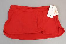 Athleta Women's Tidal Sport Skirt MS7 Red Medium NWT