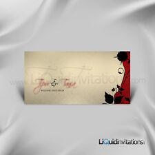 Personalised Muslim Wedding Walima Shaadi Cards