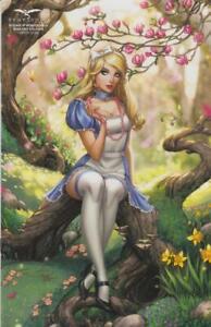 Zenescope Revenge of Wonderland #6 Quarterly Exclusive by Sabine Rich - LE 250