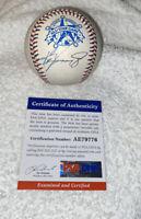 Ken Griffey Jr 1995 All Star signed autographed Baseball PSA DNA