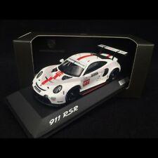 Porsche 911 RSR type 991 n° 911 WEC 2019 Version de présentation 1/43 Spark WAP0