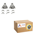 For Thermador Dishwasher Lower Rack Tine Clip Kit Part Number # RP8063625PAZ400 photo