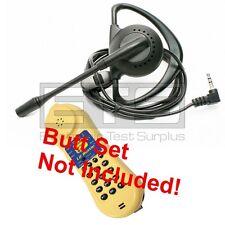 TestUm JDSU Lil Buttie LB110 LB110UK Butt Set LB40 Hands Free Headset 2.5mm Plug