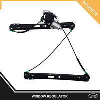 Power Window Regulator with Motor Front Passenger Side RH for BMW 3 Series E46