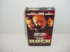 The Rock VHS Video Tape Movie