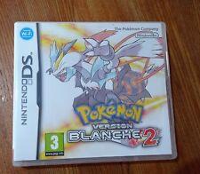 Jeux Nintendo Ds pokemon version blanche 2