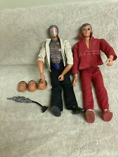 Vintage 1975 - The Six Million Dollar Man and Maskatron action figures