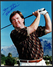 Bob Gilder signed autograph auto 8x10 Professional Golfer with 6 PGA Tour Wins
