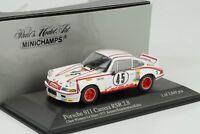 1973 Porsche 911 Carrera RSR 2.8 Class Winner #45 Kremer 1:43 Minichamps