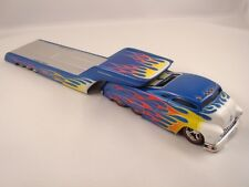 Sledster Flatbed Custom Crew Bossco Hot Wheels Drag Bus Evo