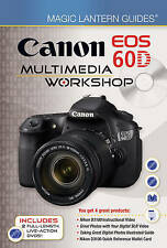Magic Lantern Guides®: Canon EOS 60D Multimedia Workshop, Lark Books, Very Good,