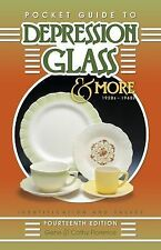 Depression Glass and More by Gene Florence (2004, Paperback)**NEW**VALUES**6382*