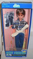 #8125 NRFB Takara Japan Barbie's Boy Friend Ken Doll Foreign Issue