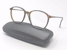 Luxottica Eyeglass Frames 315 Tortoise Plastic Full Rim Big Eye 54[]18-140