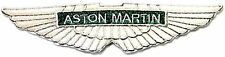 """Aston Martin Sport Racing 4.5"""" x 1"""" Logo Sew Ironed On Embroidery Applique Patch"""