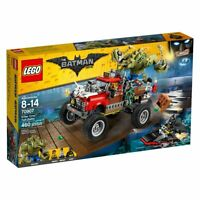 LEGO Super Heroes Batman - Rare - 70907 Killer Croc Tail-Gator - New & Sealed