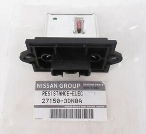 Genuine OEM Nissan 27150-3DN0A Resistance Heater 2011-17 Juke 2011-14 Cube