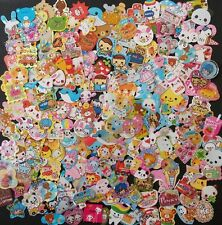 222 Rare Vintage Kawaii Sticker flakes sack san-x Kamio Mind Wave Crux + BONUS