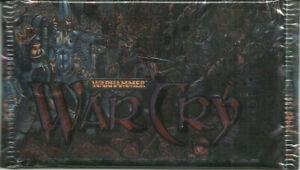 WARHAMMER WARCRY CCG/TCG - BASE SET BOOSTER PACK (GERMAN LANGUAGE)
