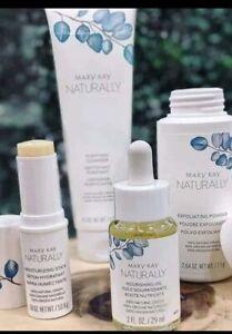 DISCOVER MARY KAY NATURALLY Range Full Set New Expires 11/23 100% Natural Eco