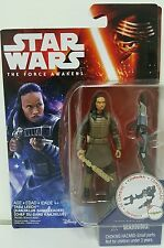 "Tasu Leech Star Wars Episode 7 VII The Force Awakens 3.75"" INCH"