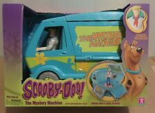 Scooby-Doo - the Mystery Machine - Opens into a Large Playset - new in package
