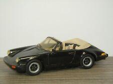 Porsche 911 Cabrio - MRF France 1:43 *42883