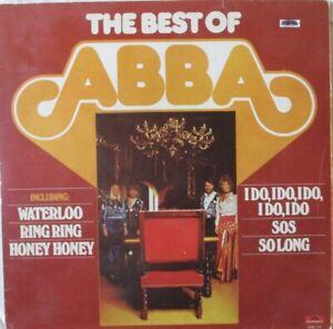 ABBA - Best Of ~ VINYL LP DUTCH PRESS