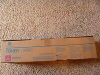 Genuine Konica Minolta TN210M MAGENTA Toner Cartridge - NEW - SEALED - OEM!