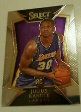 Rookie Los Angeles Lakers Original Single Basketball Trading Cards