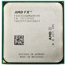 AMD Series FX-8300 FX-8350 AM3+ CPU Processor In STOCK