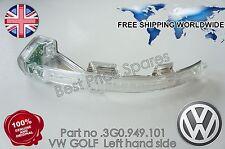 Genuine VW PASSAT B8 3G Left Wing Mirror Indicator Flasher Turn Signal 3G0949101
