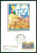 NETHERLANDS MK 1976 USA INDEPENDANCE JEFFERSON CARTE MAXIMUM CARD MC CM eg79