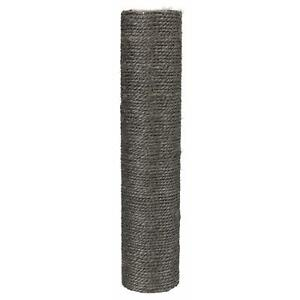 Trixie Spare Post for Cat Scratching Posts Tree Replacement, Sisal, Grey, 9x40cm