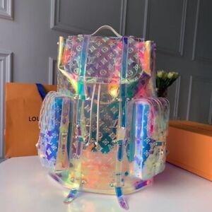 Christopher Backpack Monogram GM Prism NEW