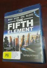 *New & Sealed* The Fifth Element (Blu-ray, 2007) Bruce Willis, Milla Jojovich
