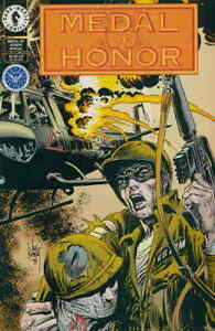 Medal of Honor Special #1 VF/NM; Dark Horse | save on shipping - details inside
