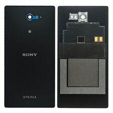 Tapa Trasera Sony Xperia M2 Aqua D2403 D2406 Negro Original Nuevo