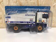 1/43 CAMION TRUCK PEGASO 2236 TRONER RALLY DAKAR 1988 SALVAT