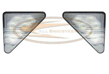 Bobcat LED Head light Kit RH LH Lamps S100 S130 S150 S160 S175 S185 S205 Skid