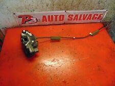 10 09 08 07 Saturn Outlook passenger right rear door latch power lock actuator