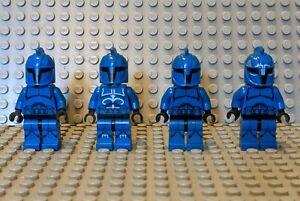 LEGO Star Wars 75088 Senate Commando Troopers and Captian Minifigures