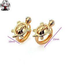 Pendientes oro gold filled 14k de aro