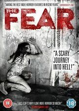 The Fear (DVD, 2014) Indie Horror NEW SEALED PAL Region 2