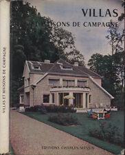 Villas et maisons de campagne
