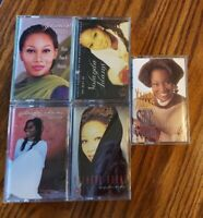 Yolanda Adams Lot of 5 Gospel Religious Soul Cassettes; Best Of, Mountain High