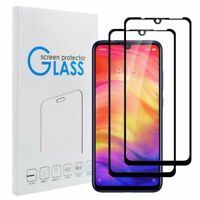 Full Coverage Tempered Glass Screen Protector for Xiaomi Redmi Note 7 Note 7 Pro