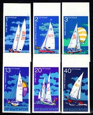 Bulgaria - 1973 Sailing / Ships - Mi. 2294-99 MNH