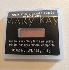 NEW Mary Kay Mineral Eye Color Amber Blaze